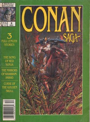 CONAN SAGA (8)