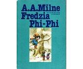 Szczegóły książki FREDZIA PHI-PHI