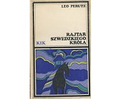 Szczegóły książki RAJTAR SZWEDZKIEGO KRÓLA