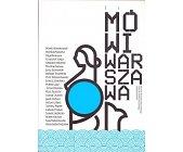 Szczegóły książki MÓWI WARSZAWA