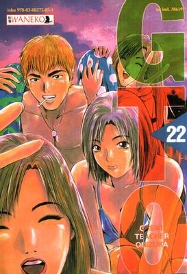 GTO - GREAT TEACHER ONIZUKA - TOM 22