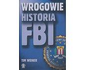 Szczegóły książki WROGOWIE - HISTORIA FBI