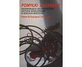 Szczegóły książki POMYŁKI LEKARSKIE
