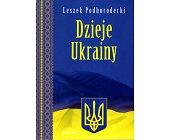 Szczegóły książki DZIEJE UKRAINY