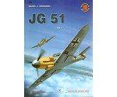 Szczegóły książki JG 51 - VOL 1- MINIATURY LOTNICZE NR 29