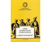 Szczegóły książki LIBER GENERATIONIS PLEBEANORUM
