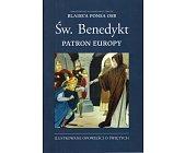 Szczegóły książki ILUSTROWANE OPOWIEŚCI O ŚWIĘTYCH. TOM 2. ŚW. BENEDYKT. PATRON EUROPY