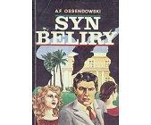 Szczegóły książki SYN BELIRY