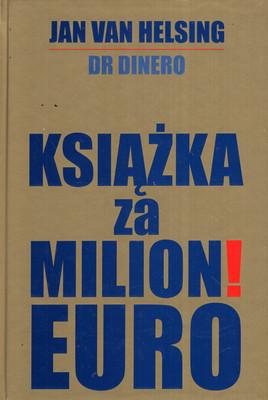 KSIĄŻKA ZA MILION! EURO