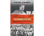 Szczegóły książki SAMOBÓJSTWO