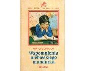 Szczegóły książki WSPOMNIENIA NIEBIESKIEGO MUNDURKA