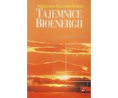 Szczegóły książki TAJEMNICE BIOENERGII