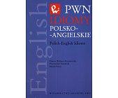 Szczegóły książki IDIOMY POLSKO-ANGIELSKIE