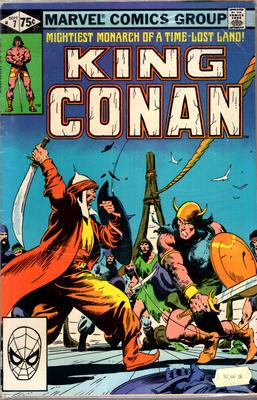 KING CONAN  - A CLASH OF KINGS!
