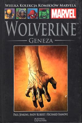 WOLVERINE: GENEZA (MARVEL 36)