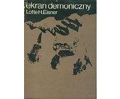 Szczegóły książki EKRAN DEMONICZNY