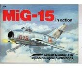 Szczegóły książki MIG-15 IN ACTION