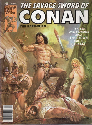 CONAN THE BARBARIAN (52)