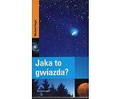 Szczegóły książki JAKA TO GWIAZDA?