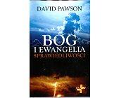 Szczegóły książki BÓG I EWANGELIA SPRAWIEDLIWOŚCI
