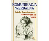 Szczegóły książki KOMUNIKACJA WERBALNA - SZKOŁA DYSKUTOWANIA