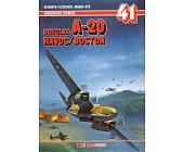 Szczegóły książki DOUGLAS A-20 HAVOC/BOSTON - MONOGRAFIE LOTNICZE 41