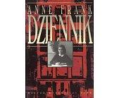 Szczegóły książki DZIENNIK ANNY FRANK
