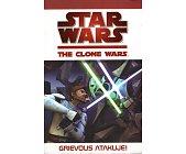 Szczegóły książki STAR WARS THE CLONE WARS - GRIEVOUS ATAKUJE!