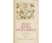 Szczegóły książki POECI JĘZYKA ANGIELSKIEGO - 3 TOMY