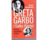 Szczegóły książki GRETA GARBO I SALKA VIERTEL