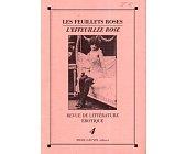 Szczegóły książki LES FEUILLETS ROSES (4)