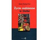 Szczegóły książki ŻYCIE CODZIENNE W DELHI