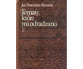 Szczegóły książki TEMATY, KTÓRE MI ODRADZANO