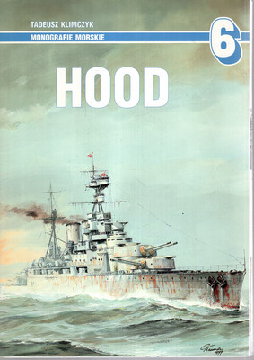 HOOD - MONOGRAFIE MORSKIE NR 6
