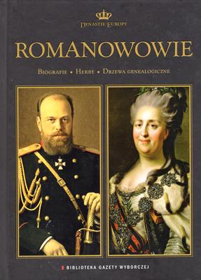 DYNASTIE EUROPY - ROMANOWOWIE