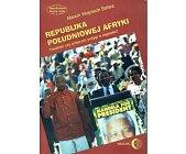 Szczegóły książki REPUBLIKA POŁUDNIOWEJ AFRYKI
