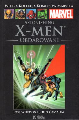 ASTONISHING X-MEN - OBDAROWANI (MARVEL 2)