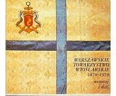 Szczegóły książki WARSZAWSKIE TOWARZYSTWO WIOŚLARSKIE 1878-1978