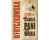 Szczegóły książki STARSZA PANI WNIKA
