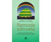Szczegóły książki HARMONIA ZDROWIA