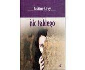 Szczegóły książki NIC TAKIEGO