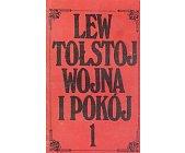 Szczegóły książki WOJNA I POKÓJ - 4 TOMY