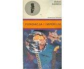 Szczegóły książki FUNDACJA I IMPERIUM