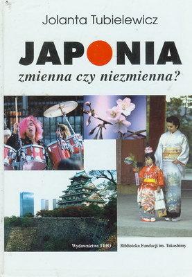 JAPONIA ZMIENNA CZY NIEZMIENNA