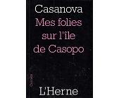 Szczegóły książki MES FOLIES SUR L'ILE DE CASOPO