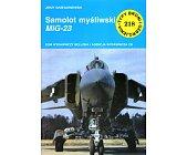 Szczegóły książki SAMOLOT MYŚLIWSKI MIG - 23