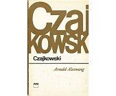 Szczegóły książki CZAJKOWSKI
