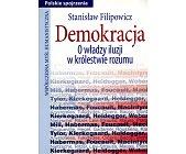 Szczegóły książki DEMOKRACJA