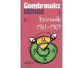 Szczegóły książki DZIENNIK 1961-1969 - TOM 3
