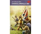 Szczegóły książki CHANCELLORSVILLE 1863 (HISTORYCZNE BITWY)